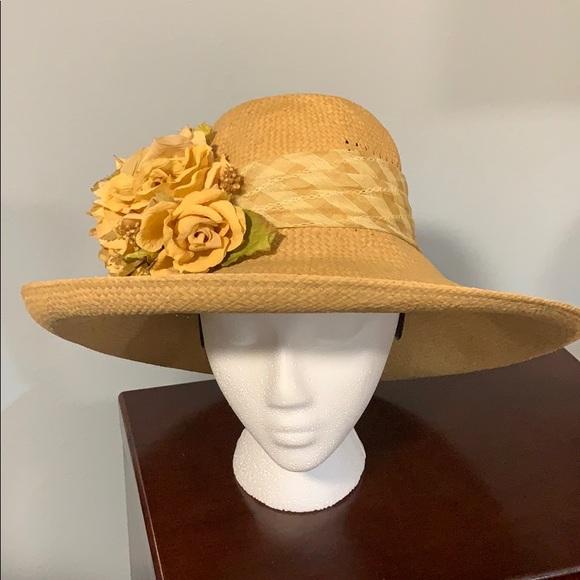super economico vari colori stile di moda Straworld, Inc Accessories | Vintage Ladies Cappelli Straworld ...